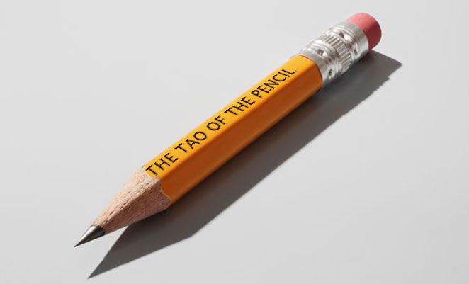 The Tao of the Pencil